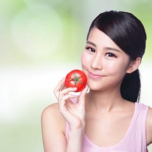 トマト リコピン 美白