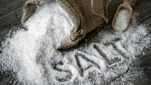 くすみ 塩分 影響