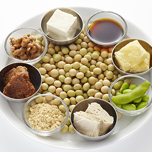 ニキビ エストロゲン 大豆製品