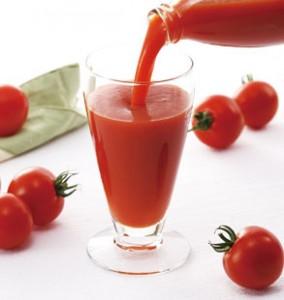 トマトジュース リコピン 美白 効果