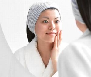 洗顔 頻度 乾燥肌 ニキビ