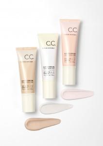 CCクリーム 選び方 肌色 カラー