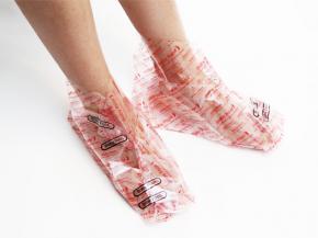 足 角質 剥ける ピーリング薬液