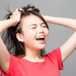 ニキビはストレスや疲れで突然できる?悪化する?