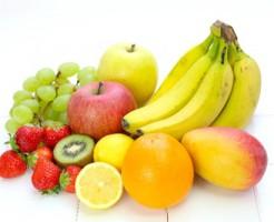 美肌 美白 効果的 フルーツ バナナ レモン オレンジ りんご