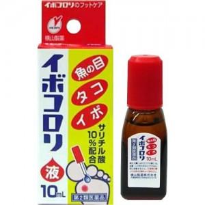 イボコロリ サリチル酸 シミ 濃くなる 薄くなる