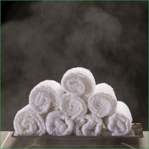 蒸しタオル 洗顔前 時間 効果