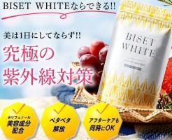 ビセットホワイトの成分などの特徴