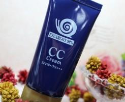 肌に優しい ファンデーション かたつむり粘液90% CCクリーム