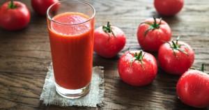 ニキビ トマト 摂取量の目安 2個 トマトジュース