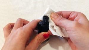 マニキュア 固まる 予防 瓶の口元 除光液で拭く