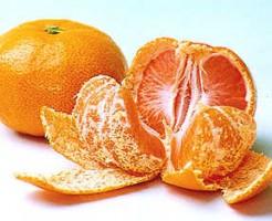 みかん ビタミンC ニキビ 効果的 抗酸化作用