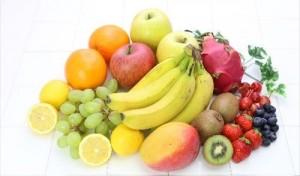 クマ解消 食べ物 オススメ 果物 ビタミン 葉酸 DHA カリウム