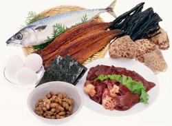 アンチエイジング ビタミンB群 食品 レバー ウナギ 納豆
