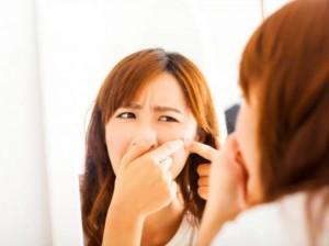 ニキビ 潰した 洗顔 清潔 保湿