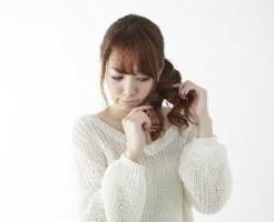 ニキビ 髪の毛 刺激 悪化