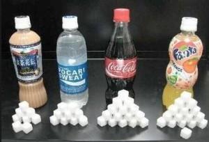 ニキビ NG ジュース 砂糖 炭水化物