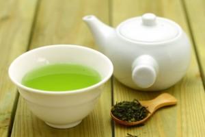 緑茶 美白効果 ビタミンC ビタミンE βカロテン