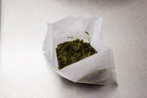 ニキビ 緑茶パック 作り方 やり方 ストッキング