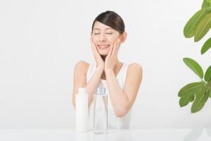 化粧水 浸透させる 対策 ハンドプレス