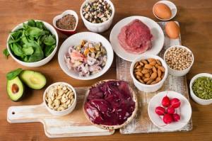 ニキビ 良い 食べ物 栄養素 ビタミン 納豆 卵 レバー