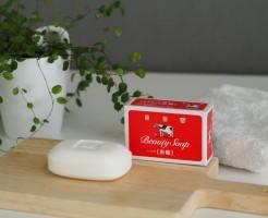 牛乳石鹸 美白 くすみ改善 角質除去 肌に優しい