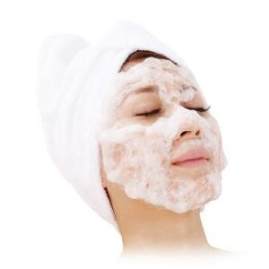 鼻の黒ずみ 除去 炭酸パック 洗顔