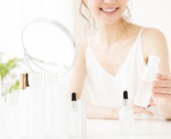 化粧下地 代用 乳液 SPF値
