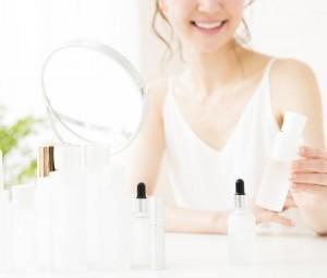 化粧下地の代用 乳液 SPF値