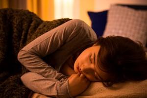 生理前 ニキビ 予防 生活習慣の改善 良質な睡眠