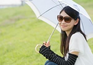 レーザー治療 アフターケア 紫外線対策 日傘 帽子 日焼け止め