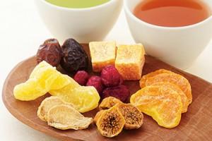 ドライフルーツ アンチエイジング 抗酸化物質