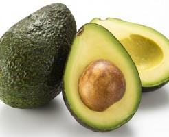 肌のハリ アボカド ビタミン リノール酸 オレイン酸